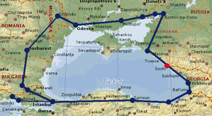 Black Sea Ring Highway (HWBSR)
