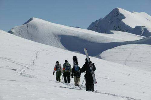Nike Free Mountain 2007 in Sochi, Russia