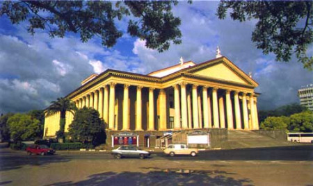 Zimny Theater in Sochi